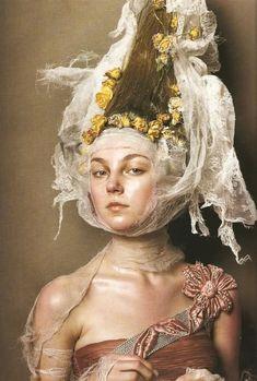 MODA PRA QUE: STEVEN MEISEL - fashion photography