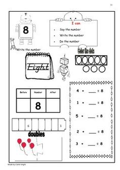 math worksheet : maths worksheets for numbers 0 100 early maths  numbers  : Early Maths Worksheets