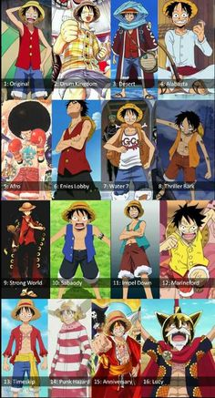 So much time has passed since I started watching one piece