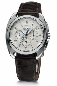 Hermès-colección Arceau Chrono Bridon