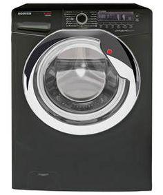 Hoover WDXCC4851B Washer Dryer - Black