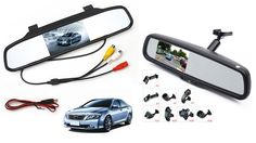 Top 5 Best Cheap Mirror Monitors Reviews 2016   Best Rear View Mirror Backup Camera Monitor  I put links to each Mirror Monitors reviews at AliExpress page in the description So you can check out the other reviews at AliExpress.  1. Car Rearview Mirror Monitor With Backup Reverse Camera TFT LCD Color Parking Assistance Rear View Camera Car Styling http://ali.pub/n6fo8  2. Car Mirror Monitor 4.3 inch Color Digital TFT-LCD Screen Car Rear View Mirror Monitor 480x272 Car Monitor…