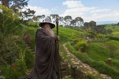 Posted by Peter Jackson  Gandalf