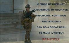 Beautiful Female Marines!