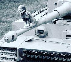 いいね!4件、コメント1件 ― -Panzer and Katzen.さん(@soldiergr44)のInstagramアカウント: 「-Tiger.」