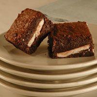 Mint Chocolate Brownies Recipe   PBS Food