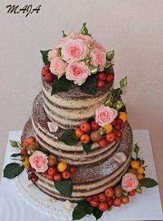 Náhá svadobná torta, Autor: Maja Č