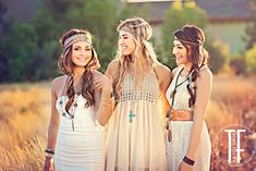 We should shop for this style and then drink our faces off in great style in town walking with booze in a bottle ... we classy bitches boho chic fashion / senior girls