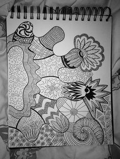 Sleepy doodle
