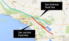 Overdue earthquake in California set to be FAR worse than expected, study warns   Daily Mail Online