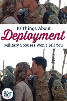 10 Things Military Spouses Won't Tell You About Deployment Are you a military spouse going through a deployment? Here are 10 things military spouses never want to tell you about a military deployment. Military Girlfriend Quotes, Navy Girlfriend, Military Quotes, Navy Wife, Military Wife Quotes, Marines Girlfriend, Boyfriend, Military Homecoming, Military Deployment