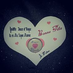Pin's super Mamie & Carte