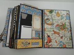 Mother Goose Graphic45 Mini Album