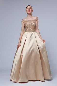 Honosné popolnočné šaty - DĹŽKA popolnočných šiat Salons 1cbc7f82e66