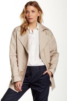 Mackintosh Slicker Jacket  by theory on @nordstrom_rack
