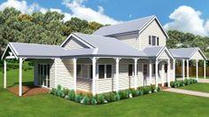 Trentham House   Storybook Designer Kit Homes Australia