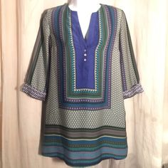 Zara Basic Morocco sz XS Tunic EUC Spring Summer Great condition, no issues - let's be friends add me on Instagram @OrnamentalStone Facebook Group: Jaded And Traded Pinterest OrnamentalStone /Jaded And Traded Clothes For Sale xoxo Zara Tops Tunics