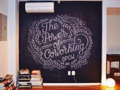 The Power of coworking by Olga Vasik