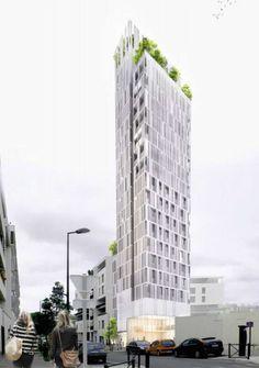 Tour Saint-Jean à Bordeaux : le Conseil d'État confirme l'annulation du permis de construire - Sud Ouest