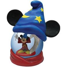 snow globes | ... mickey mouse sorcerers apprentice water globe 300x300 Water Globes