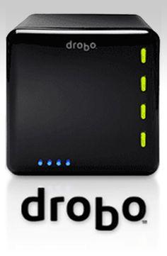 Drobo 2nd Gen 4-bay Firewire/USB Storage