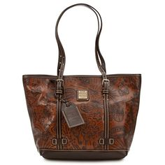 Disney Sketch Leather Shopper Bag by Dooney & Bourke | Women | Adults | Dooney & Bourke | Disney Store