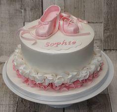 Ballet Shoe Cake Cupcake Cakes, Cupcakes, Ballet Shoe, Novelty Cakes, Christening, Showers, Birthdays, Anniversary, Mini
