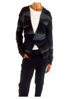 espejto.com- ISABEL MARANT ETOILE - Isabel Marant Etoile - Varyia fancy camu mellow knit Cardigan