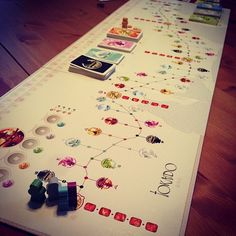 #tokaido #boardgames #sopretty