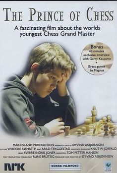 At the age of Magnus Carlsen was the world's youngest Chess Grand Master. The Carlsen family sublet their house for a year in order to travel around with… Chess Tactics, Chess Moves, One Night In Bangkok, Magnus Carlsen, How To Play Chess, Art Through The Ages, My Father's World, Chess Players, Period Movies