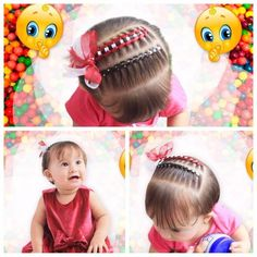 Love Me Forever, Cute Hairstyles, Victoria, Cilantro, Hair Styles, Beauty, Blog, Baby Girl Hairstyles, Braided Hair