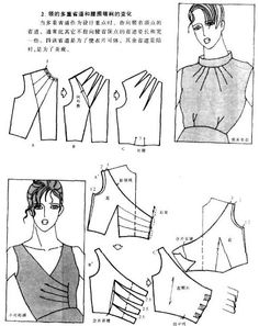 Sewing - Make Your Own Clothes Dress Sewing Patterns, Sewing Patterns Free, Clothing Patterns, Pattern Sewing, Techniques Couture, Sewing Techniques, Hand Sewing Projects, Sewing Tutorials, Costura Diy