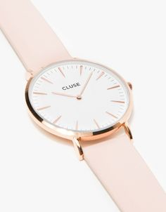 La Bohème Rose Gold White/Pink