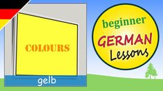 Colors in German | Beginner German Lessons for Children