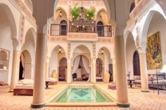 Marrakech, Photo Room, Free Park, Heating And Air Conditioning, Smoke Alarms, Spa Services, House Beds, Private Room, Rooftop Terrace