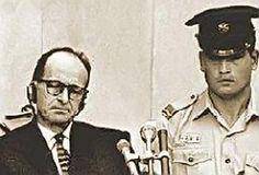 Se cumplirán 50 añosde la condena a muerte de Adolf Eichmann.