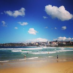 North Bondi in Sydney, NSW