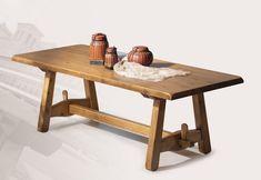 Mesas y sillas rústicas - Muebles Dominguez