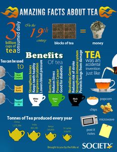 Amazing Facts about Tea!