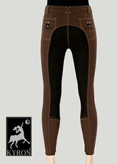 rijbroek jeansstyle