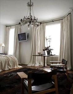London apartments, London Apartment Guide with pictures making it easy to see your apartment rental in London online. http://london.houseme.ca/ Hou nie van die gordyne nie maar mal oor die groot vensters!