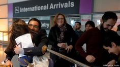 #Media #Oligarchs #MegaBanks vs #Union #Occupy #BLM #Humanity  Refugees, visa holders head for US after court decision  http://www.dw.com/en/refugees-visa-holders-head-for-us-after-court-decision/a-37422166  People from seven nations banned by President Donald Trump are racing to travel to the US after an appeals court rejected the government's motion to uphold the prohibition. However, the legal battles will continue.   The Trump administration is exploring its options after multiple courts…