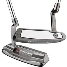 Golf Putters: Odyssey White Ice Golf Putter - Odyssey Putters | TGW.com