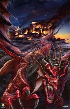 Dragon Comments & Graphics