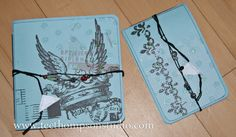 New Journals made by Tee.  Wicked cool.
