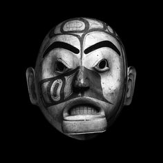 haida female mask