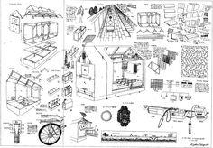 """1. """"Casa $ 0,00""""  de Kyohei Sakaguchi - autor de """"La Vida £ ¥ 0,00 House Tokyo 0"""""""