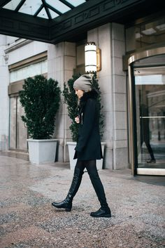 Black x Olive (Styled Avenue) Olive Style, Winter Looks, Winter Style, Stay Warm, Everyday Fashion, Autumn Winter Fashion, Work Wear, Style Me, Winter Outfits