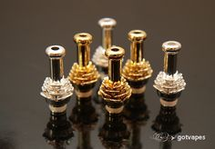 lotus blossom drip tips on their girlie mod