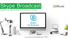 Broadcast with Skype for Business - How to schedule a Skype Broadcast Me...